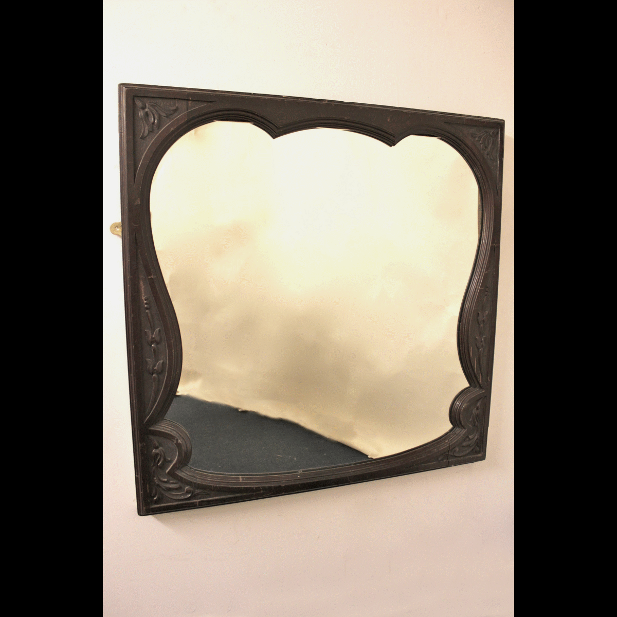 0070053 mirror x1 63cm wide by 91cm long stockyard north for Long wide mirror