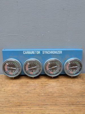 blue dial synchronizer